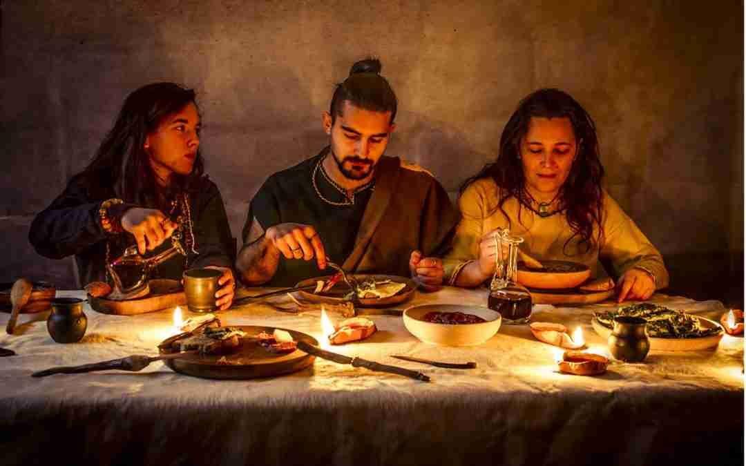 Celti a tavola